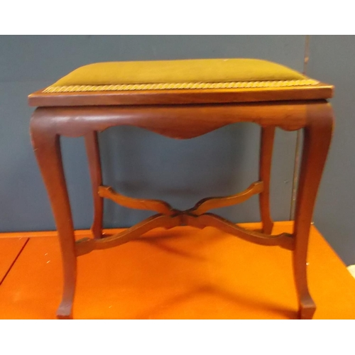 19 - Dressing Table Stool...