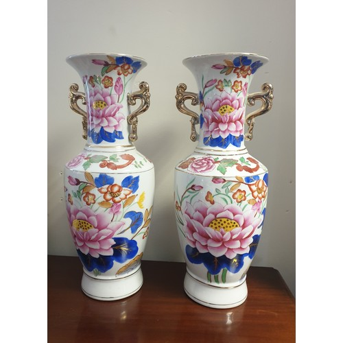 32 - Lot of 2x Japanese Vases...