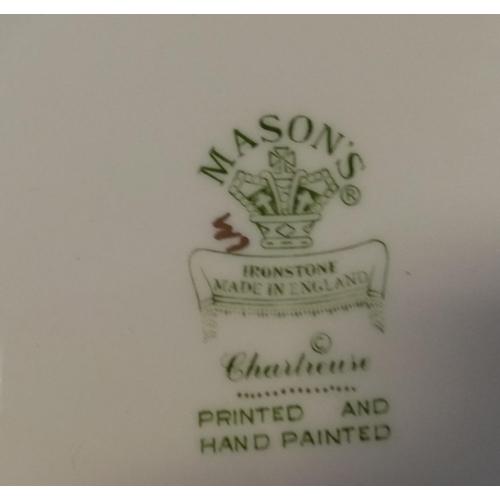 20 - Mason Ironstone Chartreuse