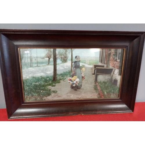 60 - Framed Print