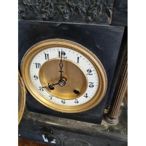 37 - Architectural Mantle Clock
