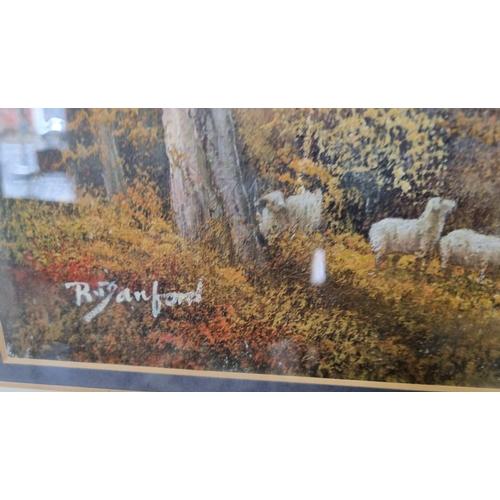 48 - Gilt Framed Print
