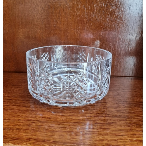59 - Waterford Crystal Bowl
