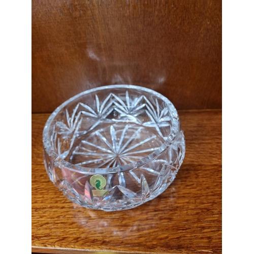 60 - Waterford Crystal Bowl