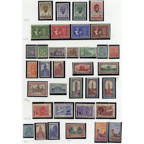1004 - 1854-2000+ good to FU & M collection housed in a large well filled Philatelic Album with slip case, ...