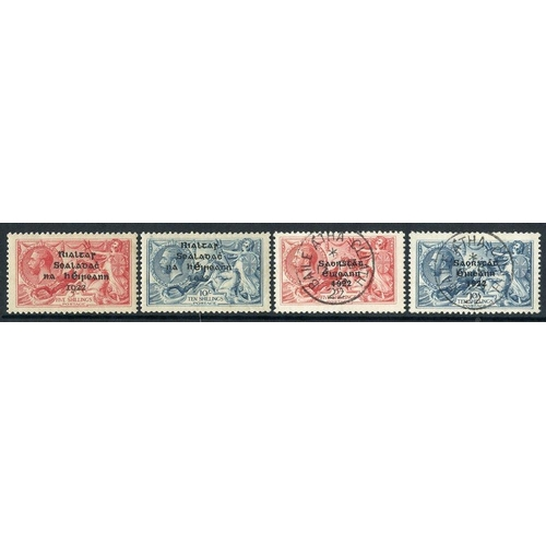 1035 - 1922-46 predominantly U collection neatly mounted on pages incl. 1922 Dollard Seahorse set M, 1922-2...