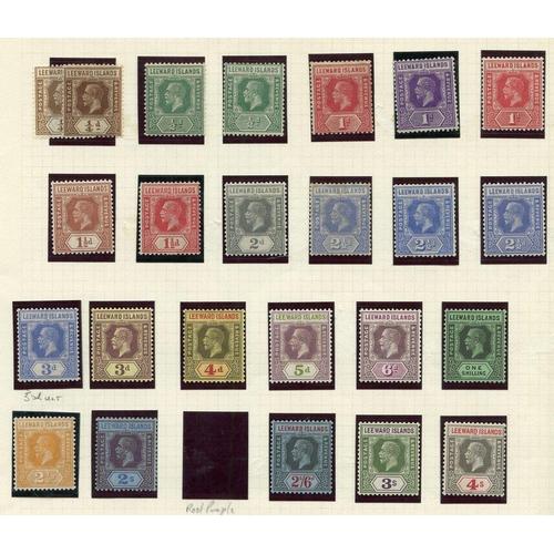 1089 - QV (a few) then KEVII 1912 to 1s (2) M, 1921 to 4s M, 1938 to 5s, also 10s (2) - one damaged, £1 (2)...