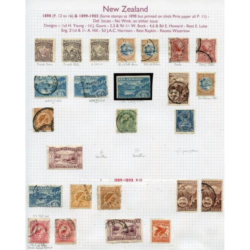 1193 - 1855-1967 M & U collection of 1196 stamps in an Alpha Major album, general ranges incl. earlies....