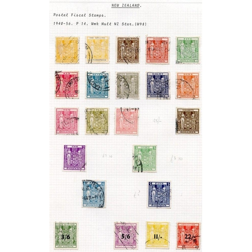 1210 - 1936-50 KGVI collection VFU incl. 1936 Official set, 1940 Centennial Official set, 1947 Official set...