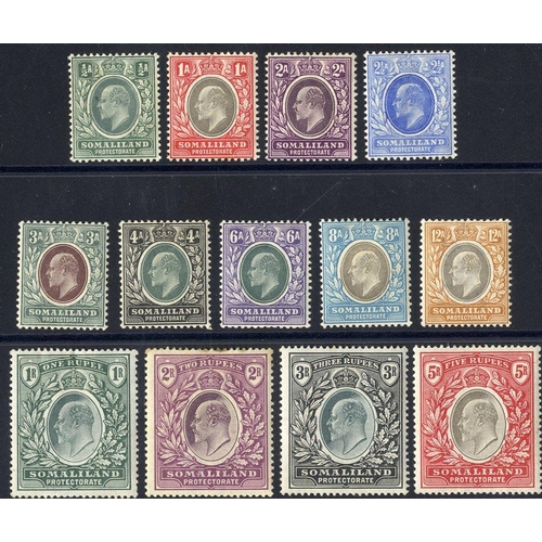 1459 - 1904 CCA & CCC set M (2r value has some stains) SG.32/44. (13) Cat. £250...