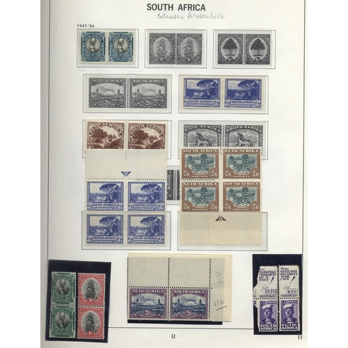 1467 - 1910-88 M or UM collection of 669 stamps & 14 m/sheets housed in a Davo hingeless album incl. 1913 o...