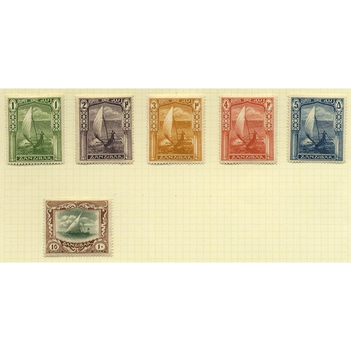 1631 - 1898-1967 M & U collection on leaves incl. 1898 to 5a U, 1899 to 4a U, 1904 to 8a U, 1913 to 1r U, 1...