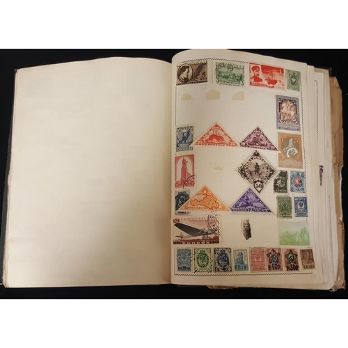 168 - OLD MOVALEAF ALBUM containing a worldwide collection. (many 100's)...