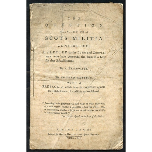 1717 - 1762 36 Page pamphlet