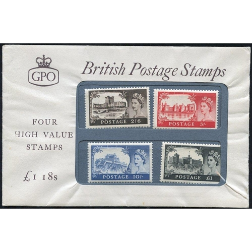 2037 - 1959 2nd DLR presentation pack sealed as issued. Very scarce. Cat. £1400...