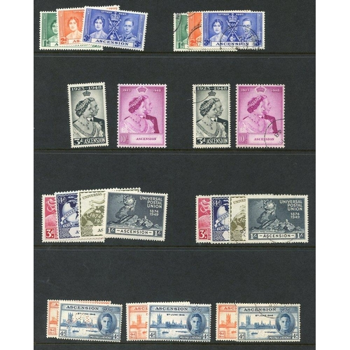 385 - 1937 trio of Coronation covers with Sea Post M.V City of New York - American South African Line incl...