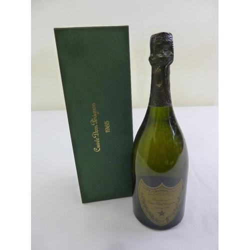 240 - Dom Perignon champagne 1985 in original packaging...