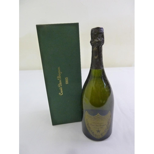 241 - Dom Perignon champagne 1985 in original packaging...