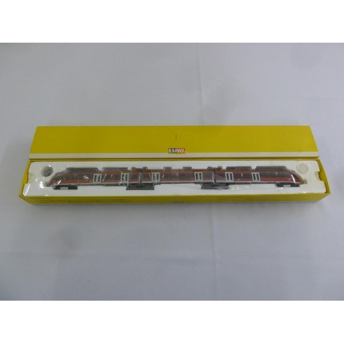 444 - Brawa HO gauge Triebewagen BR 644, as new in original packaging...