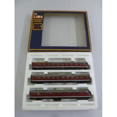 471 - Lima HO gauge Golden Series 14 9808, mint condition in original packaging...