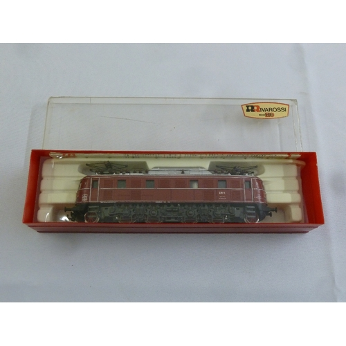 457 - Rivarossi HO gauge 1665 electric locomotive, as new in original packaging...