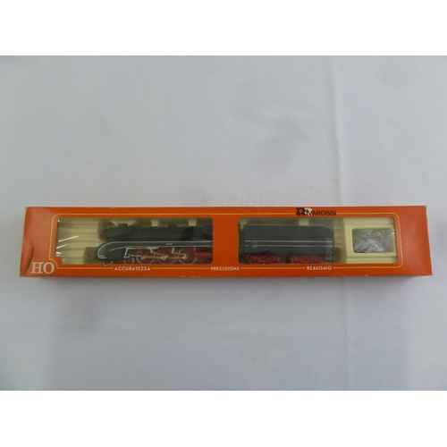 446 - Rivarossi HO gauge Deutsche Bundesbahn BR 10 002 steam locomotive, mint condition in original packag...