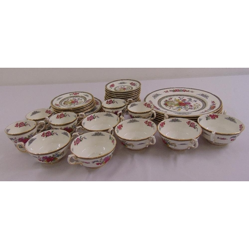 117 - Paragon Tree of Kashmir dinner service to include plates, bowls, cups and saucers  (41)...