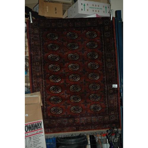 348 - Large carpet...