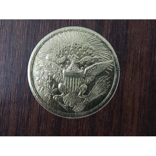 53 - USA Eisenhower Proof Silver Dollar 1971 in original case...