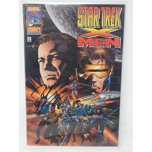 Star Trek: X-Men: One Shot: Signed by Scott Lobdell 133/5000 with COA