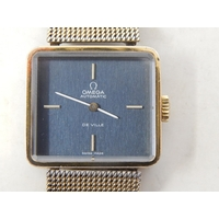 Gentleman's OMEGA De-Ville Automatic Wristwatch on Original Omega Strap: Working When Catalogued