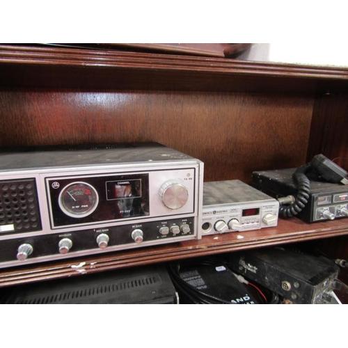 An Audioline PT-345 CB Radio base station, CB 27/81, General