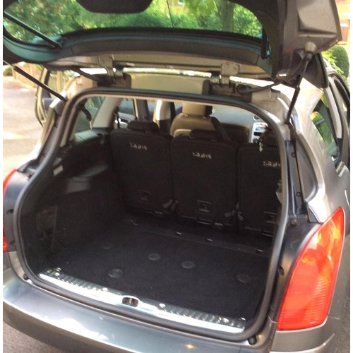 3001A - A Peugeot Sport SW HDI 110, registration GK09 WJN, diesel, grey, first registered 28/03/2009, MOT to...