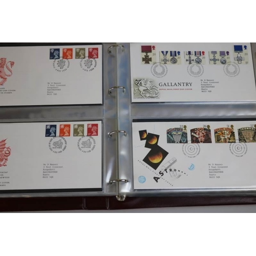 6 - GB Collections Album of First Day Covers...