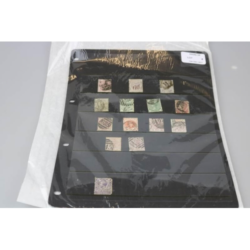 4 - GB Collections QV used range on stock cards, huge cat...
