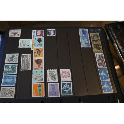 3 - Stockbook of mint Sweden stamps...