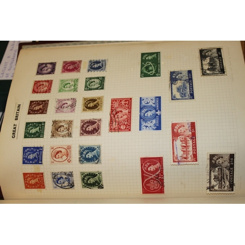 17 - QV-1970 commonwealth in album incl some better Gibraltar...