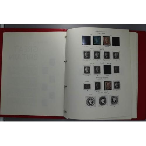 8 - SG album 1841-1977 mostly used...