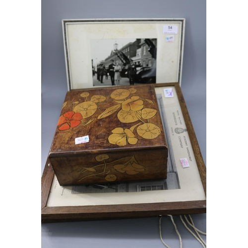54 - Royal Military Academy photographs to include  Sandhurst Sovereigns Company, Inkerman Company and a ...