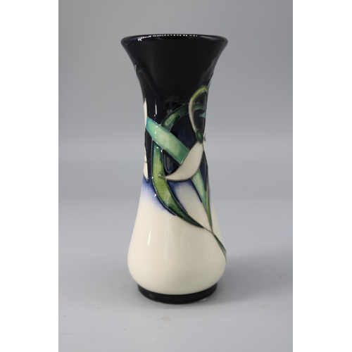 61 - Moorcroft 5 inch vase in the
