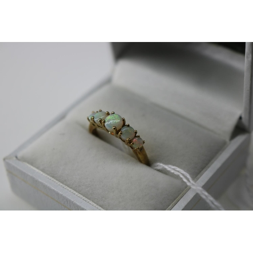 12 - A QVC 9k gold decorative dress ring approx size O...