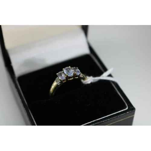 27 - A QVC 9k gold decorative dress ring approx size O/P...