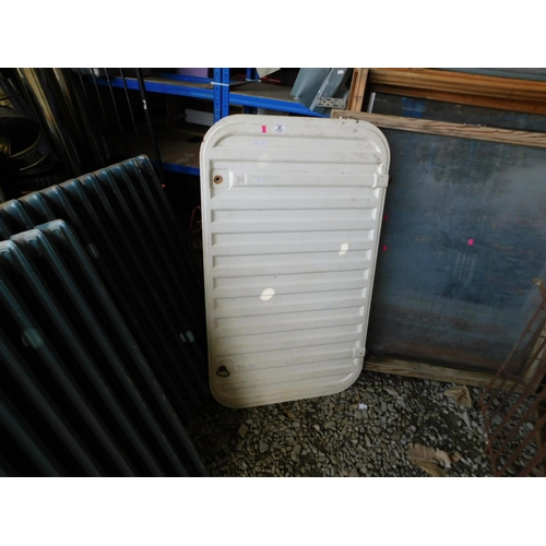 26 - VW type 25 engine bay cover...
