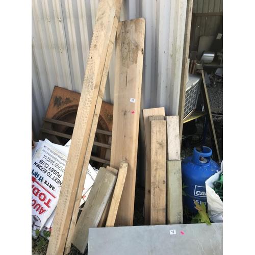 18 - Quantity of wood...