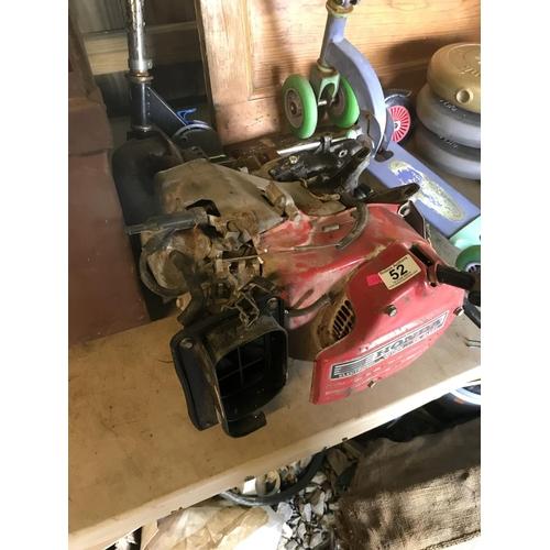 52 - Honda engine...