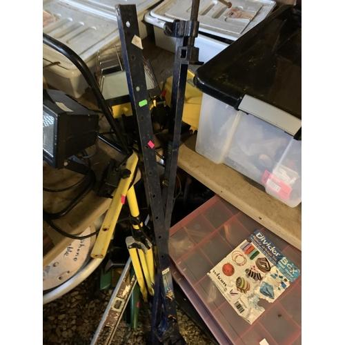 42 - Two sash clamps...
