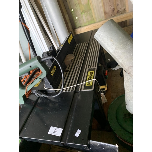 43 - Router & Bench GWO...