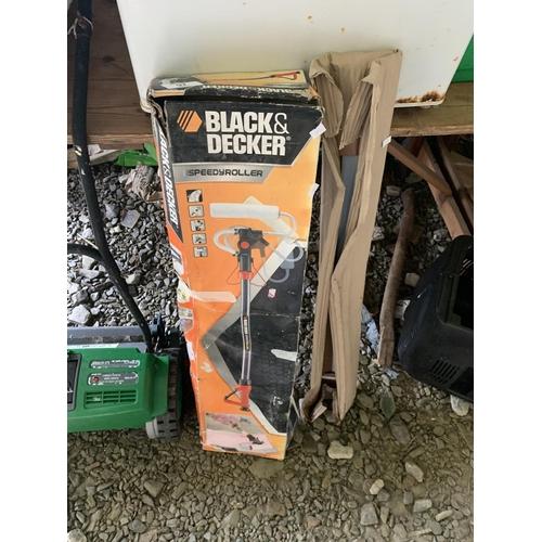 97 - Black & Decker speedroller...