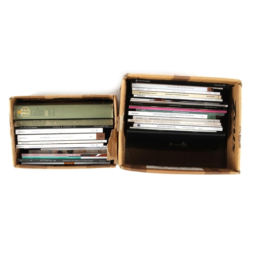 11 - Two boxes containing antiques & fine art catalogues including Japanese, Indian & Islamic art (2)....