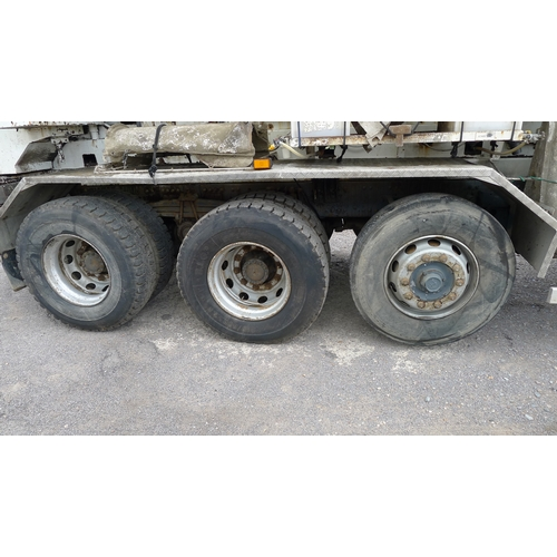 9 - Volvo FM9-  8x4 + lift axle recent addition,.. Armcon Volumetric Mixer lorry. Reg KX55 UPZ  Vehicle ...